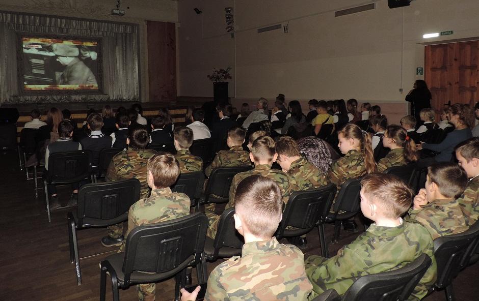 Торжественно-памятные мероприятия, посвященные 77-летию Сталинградской битвы, прошли в Усть-Лабинском Доме культуры
