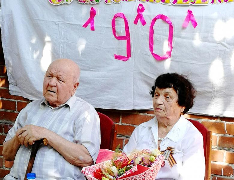 образец поздравления ветеранов с 90 летием военный